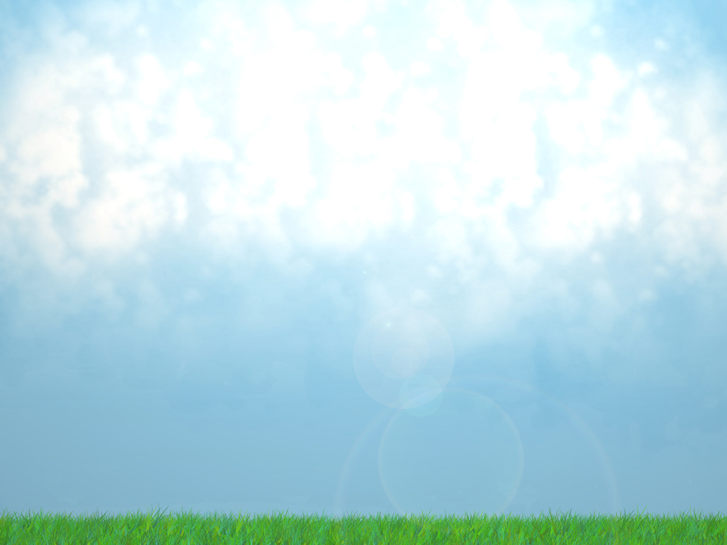 unibia s green grass and blue sky with clouds landscape wallpaper unibia net unibia net
