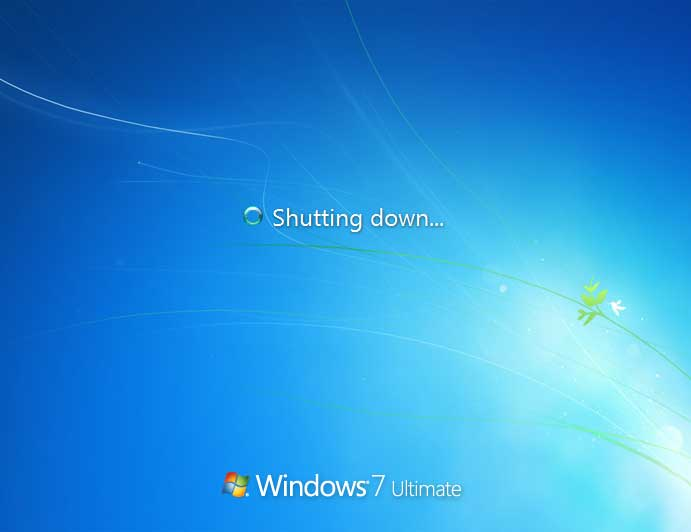 Why Windows 7 computer shutdown randomly